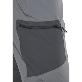 Columbia Triple Canyon Spodnie Mężczyźni, grill/black